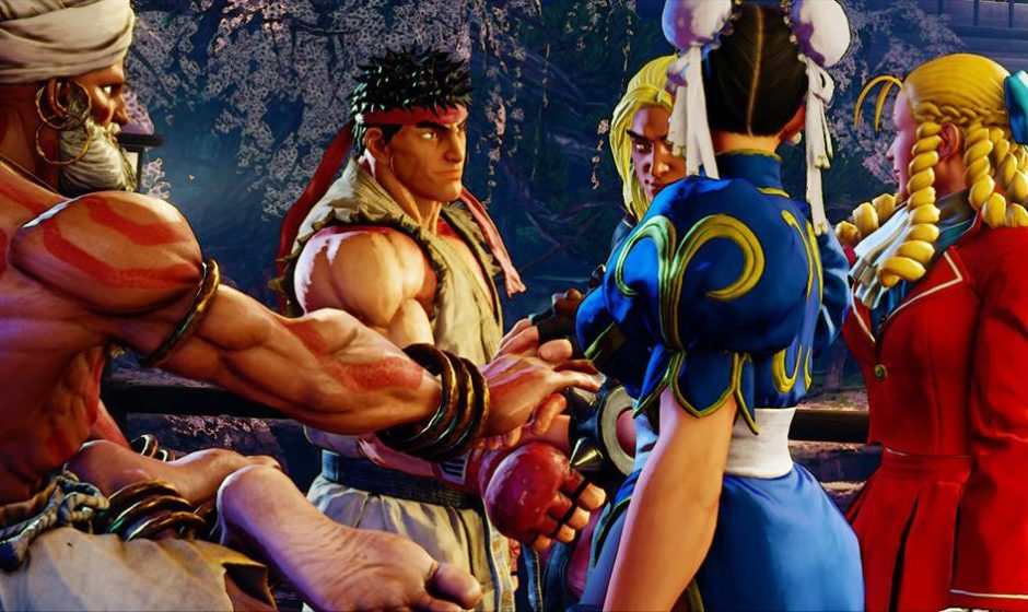 Fortnite, crossover con Street Fighter in arrivo?