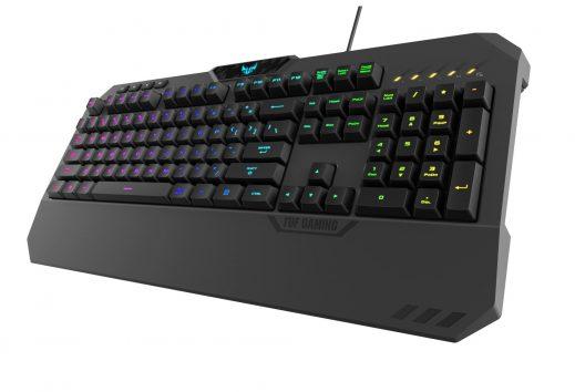 ASUS TUF Gaming K5 RGB - Recensione