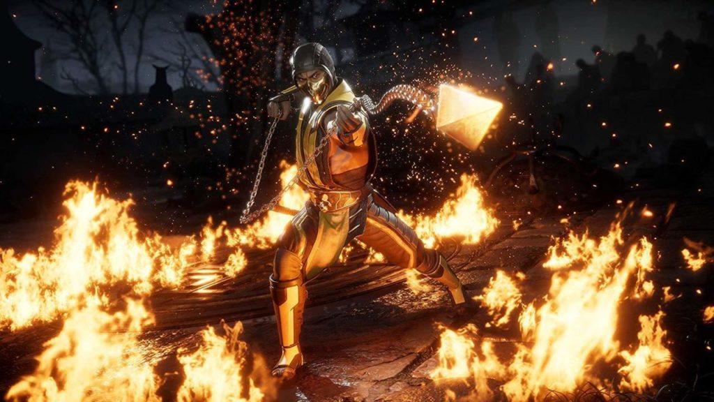 Mortal Kombat 11 online
