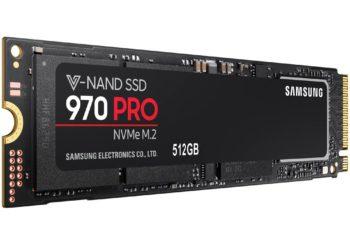 Samsung 970 Pro: nuovo SSD d 2TB in arrivo
