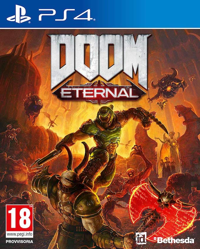 Cover Doom: Eternal