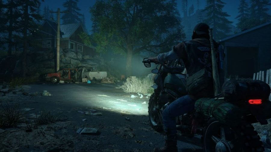 Days Gone PS5 60fps cross-saving