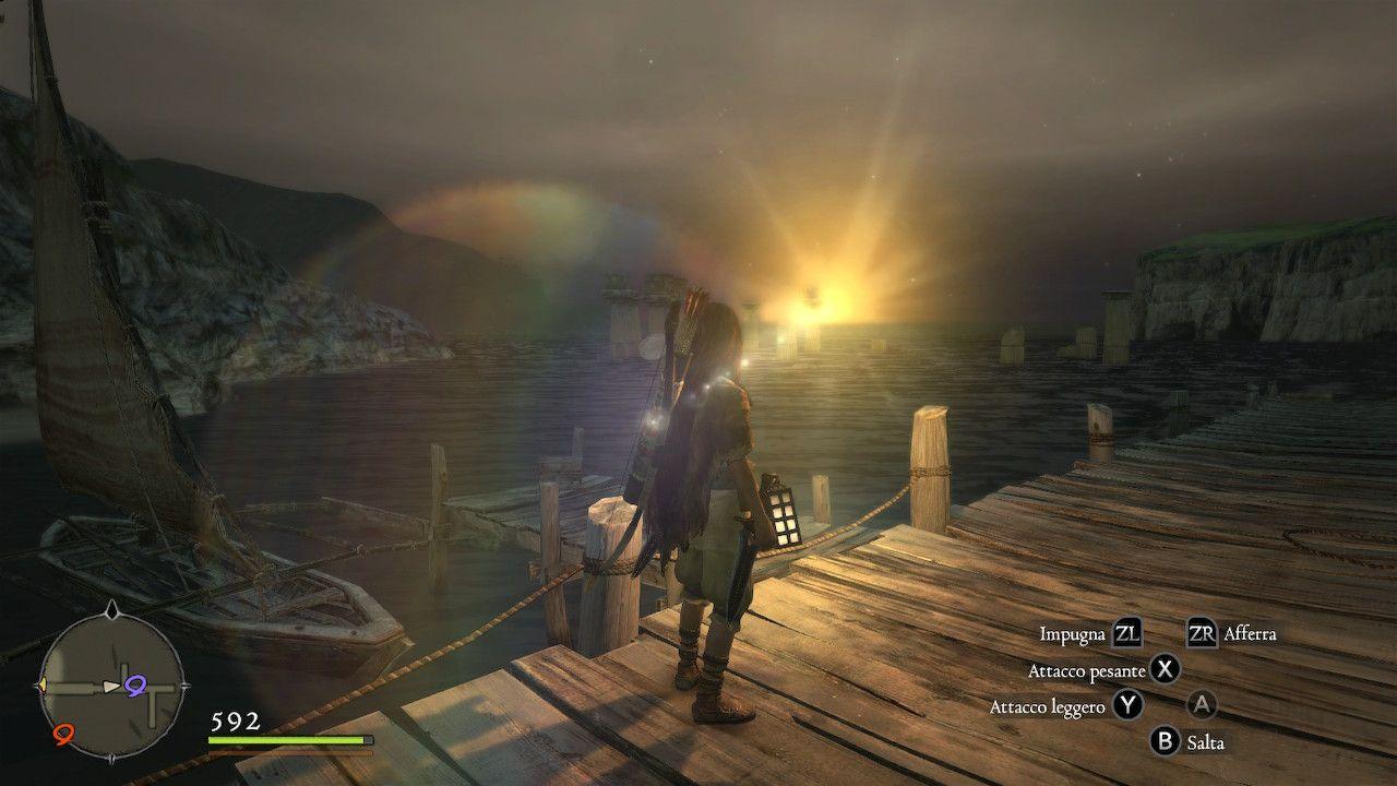 Dragon's Dogma Dark Arisen Paesaggio