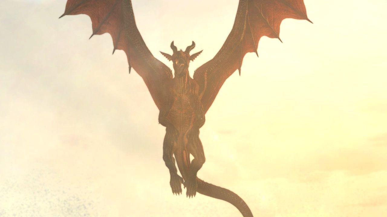 Dragon's Dogma Dark Arisen Drago