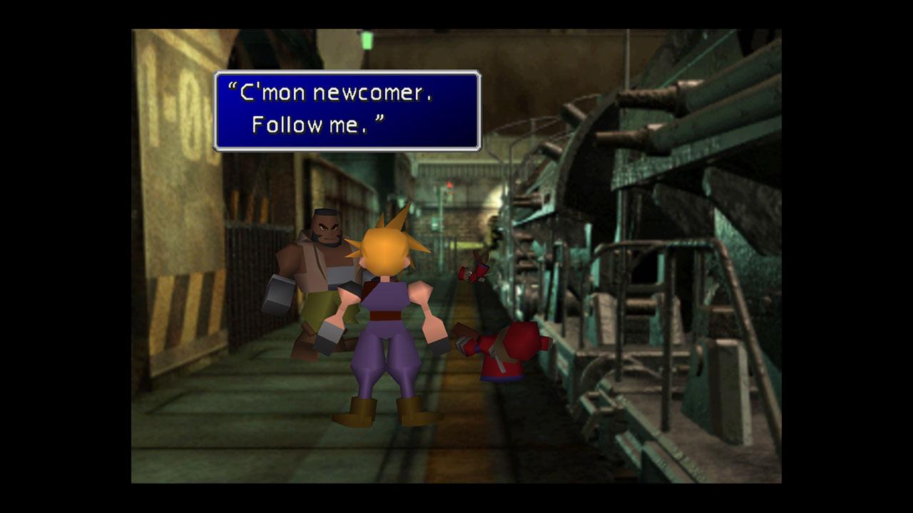 Final Fantasy VII: A Symphonic Reunion