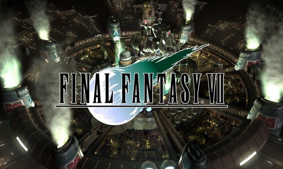 Final Fantasy VII Remake in stile Cartoon Network!