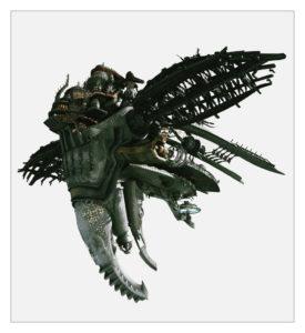 Final Fantasy XII The Zodiac Age aeronavi Alexander