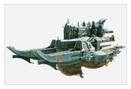 Final Fantasy XII The Zodiac Age aeronavi Hilda
