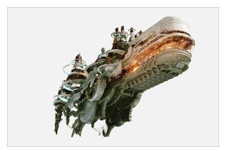 Final Fantasy XII The Zodiac Age aeronavi Ifrit