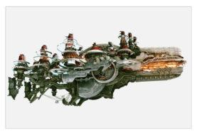 Final Fantasy XII The Zodiac Age: info sulle aeronavi