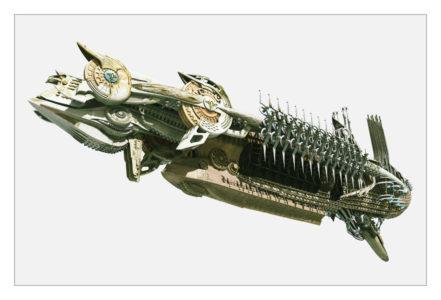 Final Fantasy XII The Zodiac Age aeronavi Xezat Surgate