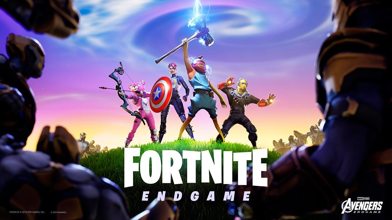 Fortnite Come Usare Thanos In Endgame Gamesource