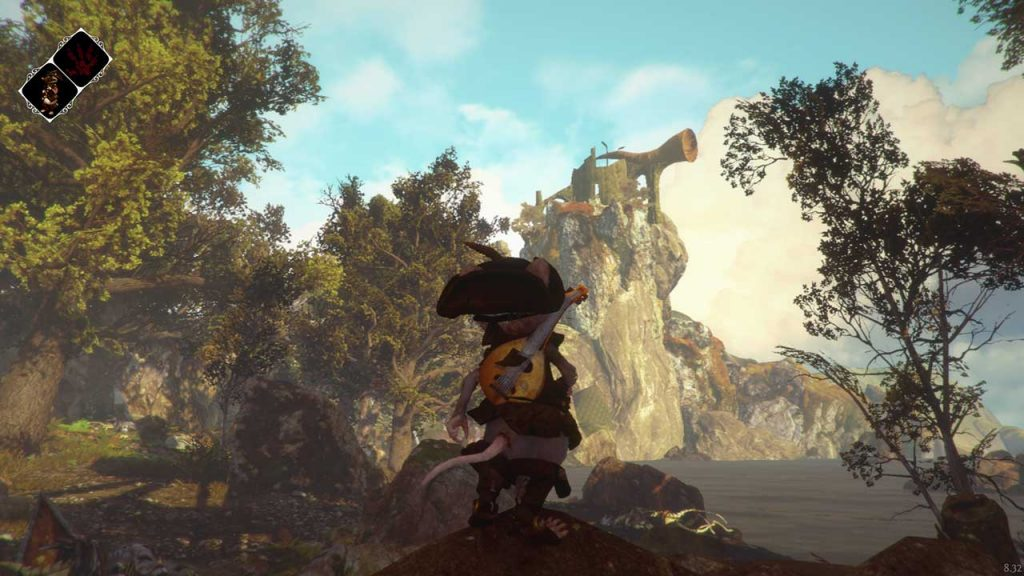 Ghost of a Tale Recensione Xbox One
