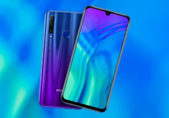 Honor 20 Lite ufficiale: specifiche tecniche