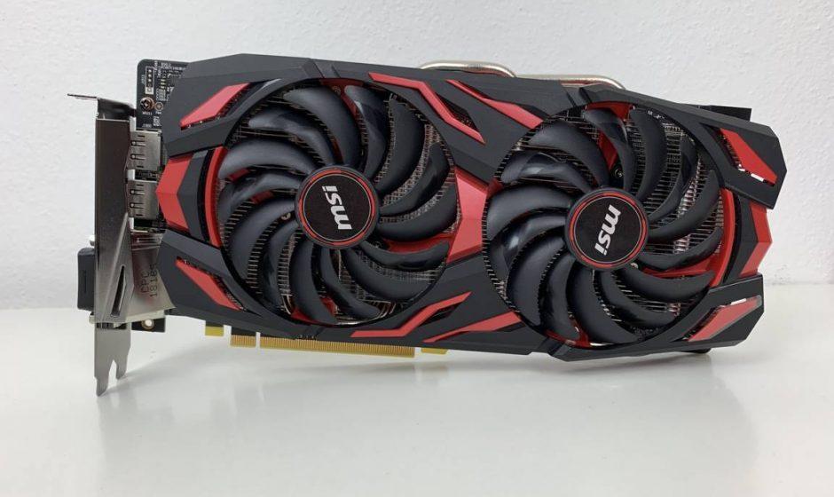 MSI Radeon RX 570 MECH 2 8G OC - Recensione