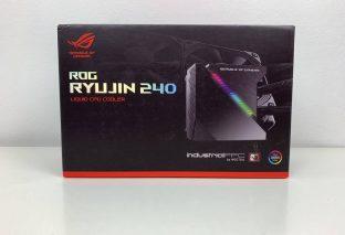 ASUS ROG Ryujin 240 - Recensione