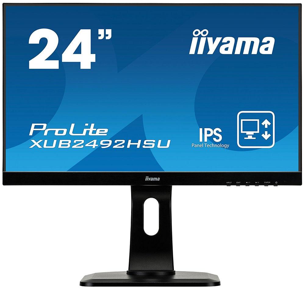 monitor per gaming Iiyama XUB2492HSU-B1
