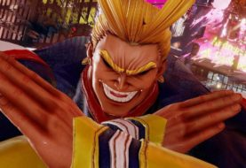 Jump Force: All Might entra in scena in video