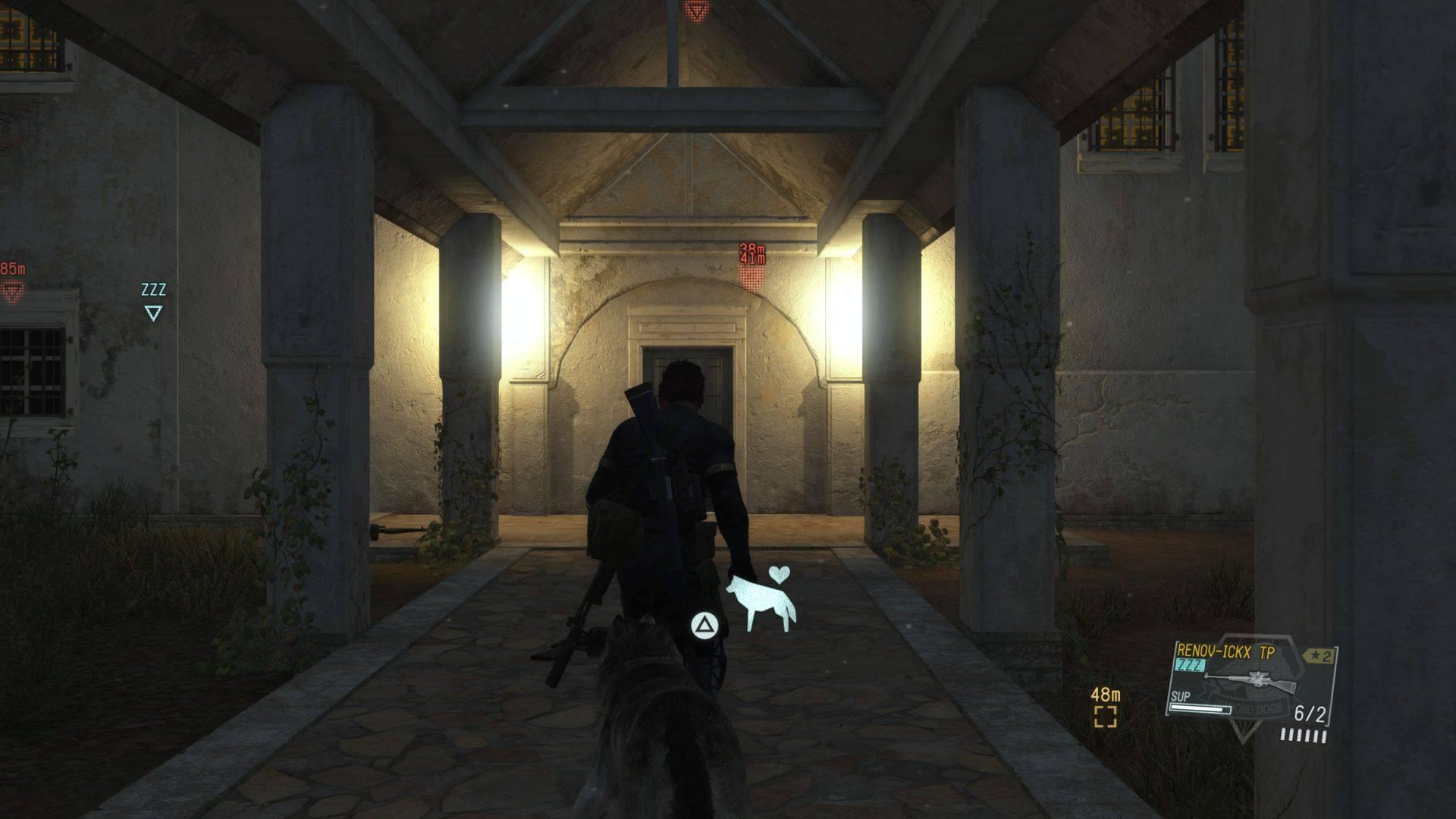 Metal Gear Solid 5 Missione 28