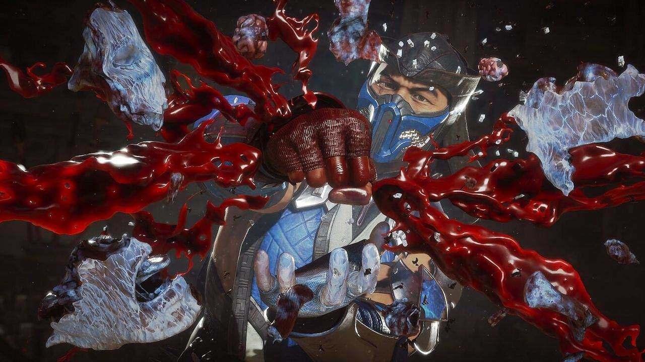 Mortal Kombat 11 Fatality Subzero