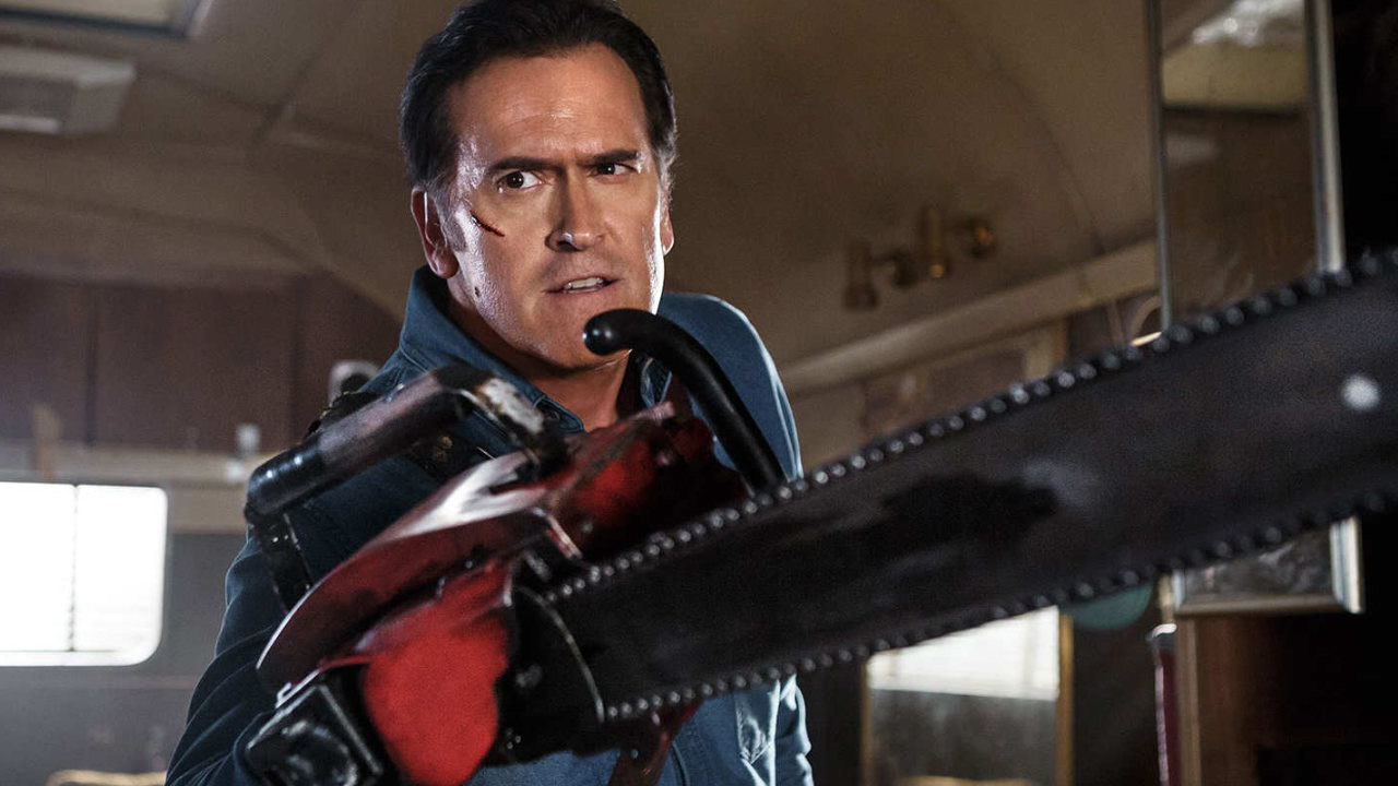 Mortal Kombat 11 guest Ash Williams