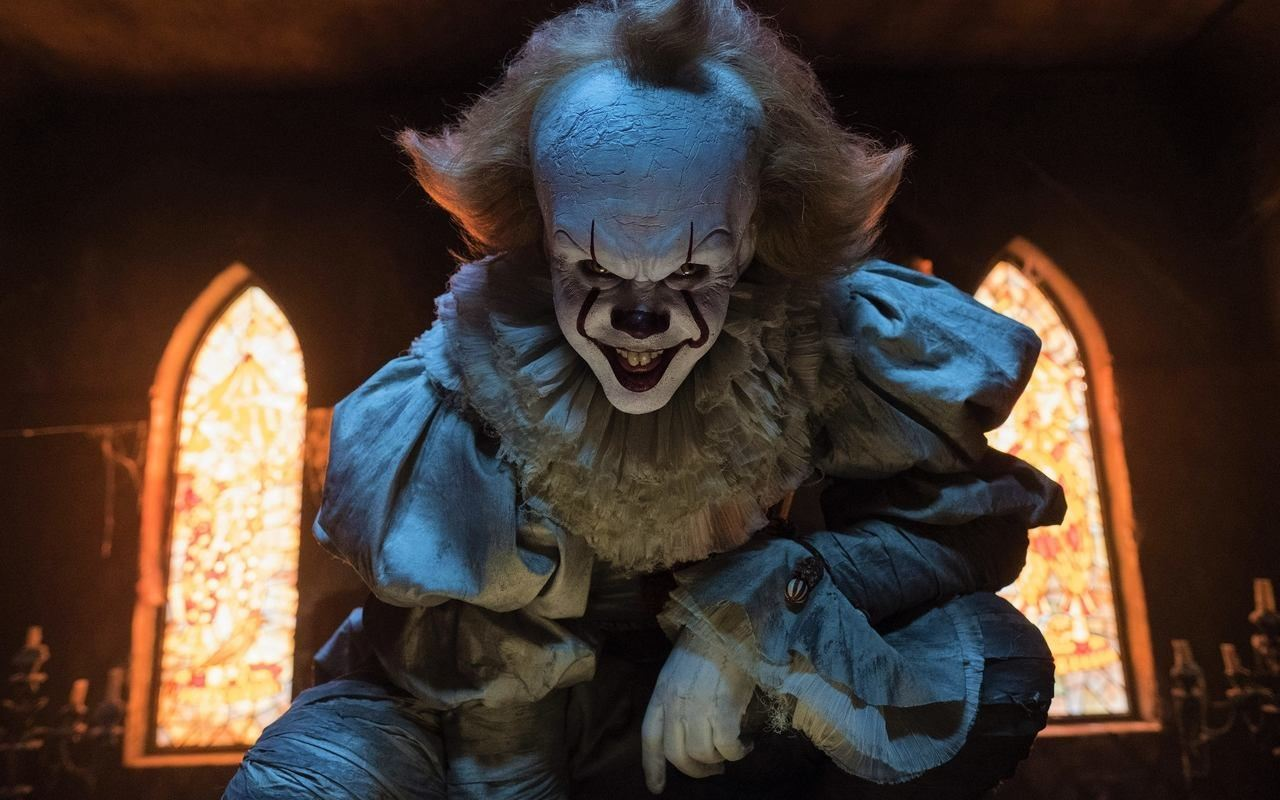 Mortal Kombat 11 guest Pennywise