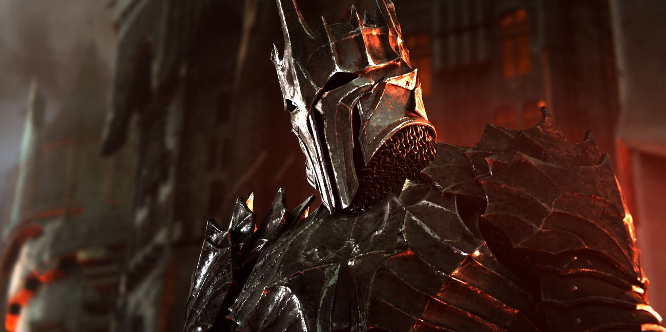 Mortal Kombat 11 guest Sauron