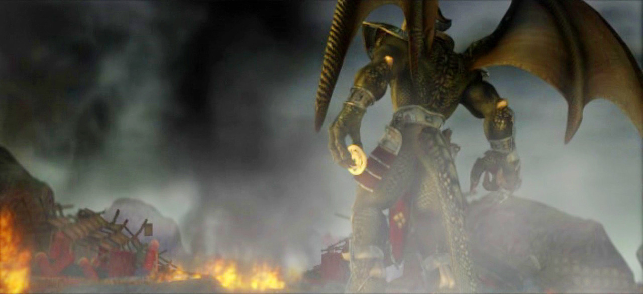 Mortal Kombat storia