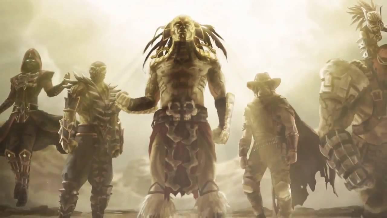 Mortal Kombat storia Kotal Kahn