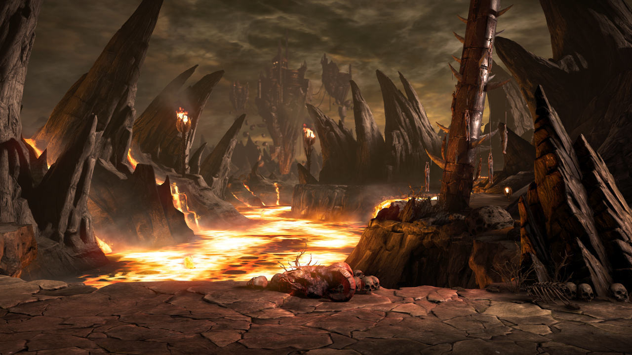 Mortal Kombat storia Netherrealm