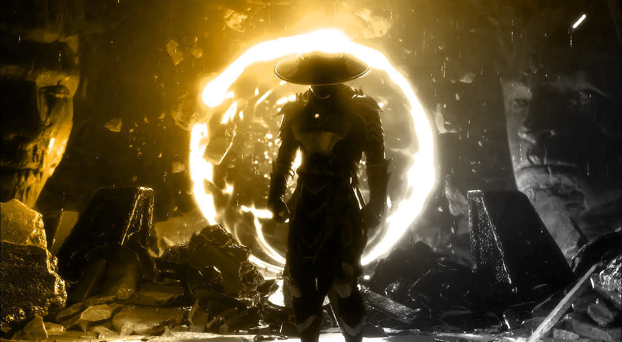 Mortal Kombat storia Raiden