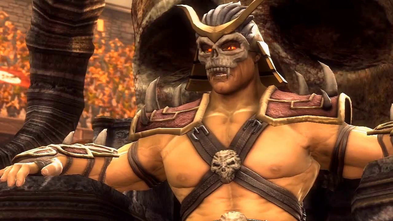 Mortal Kombat storia Shao Kahn