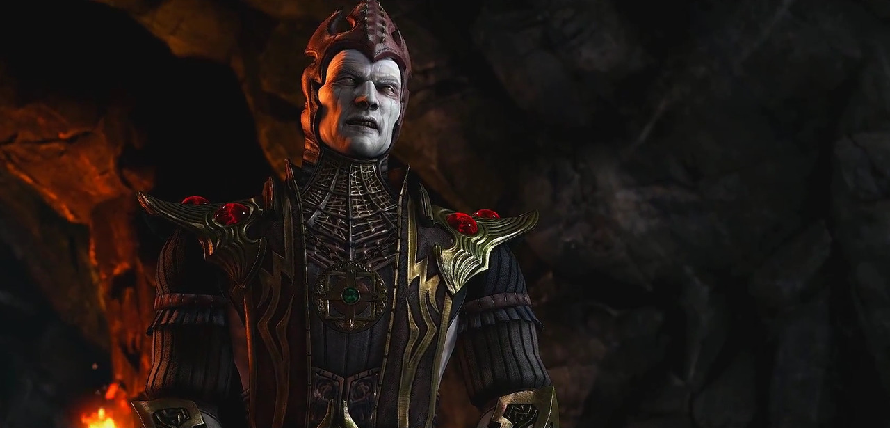 Mortal Kombat storia Shinnok