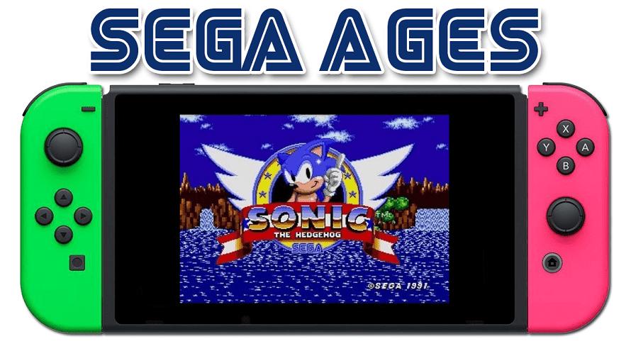SEGA Ages: nuovi giochi in arrivo su Nintendo Switch