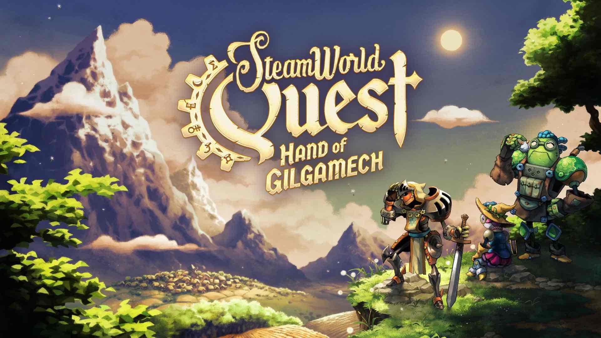 SteamWorld Quest: Hand of Gilgamech – Recensione