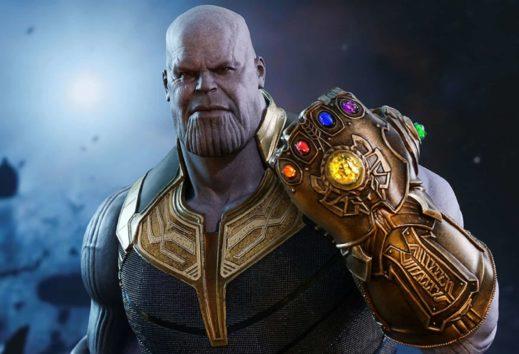 Avengers: Endgame, Thanos semina panico su Google