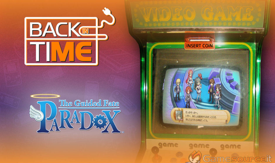Back in Time - The Guided Fate Paradox