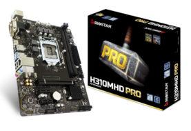 Biostar schede serie 300 per 9 generazione Intel