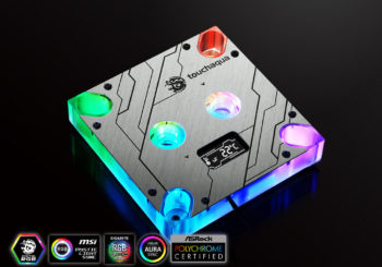 Bitspower Touchaqua: Nuovo Waterblock CPU Intel