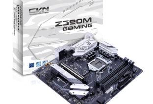 Colorful annuncia gaming motherboard V20 CVN-Z390M