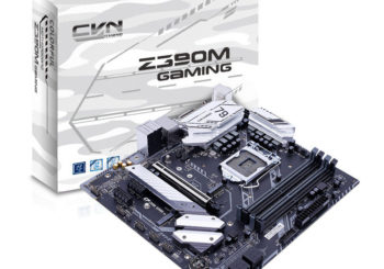 Colorful annuncia gaming motherboard V20 CVN-Z390M