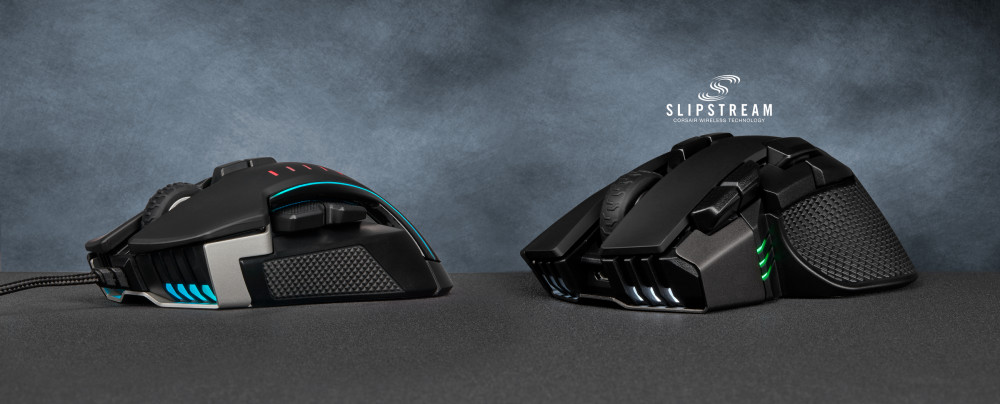 Corsair: nuovi mouse gaming