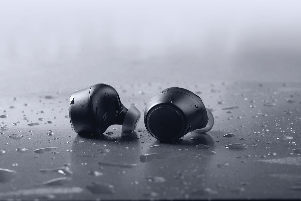 Creative cuffie in-ear wireless