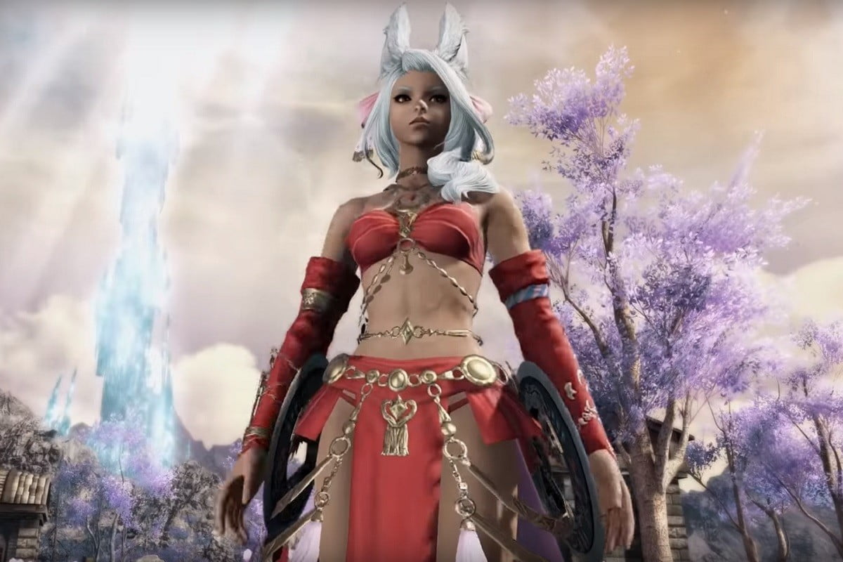 shadowbringers dancer