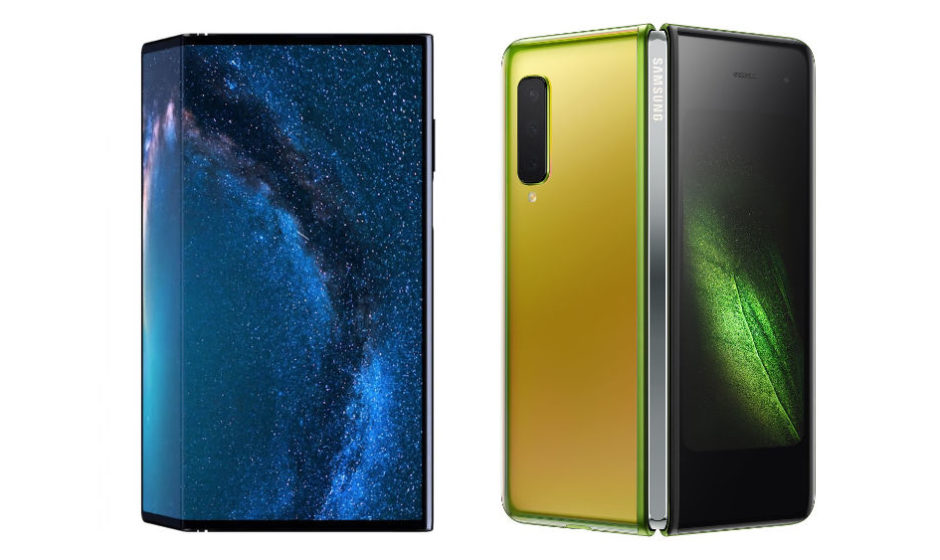 Galaxy Fold e Mate x: scontro tra titani