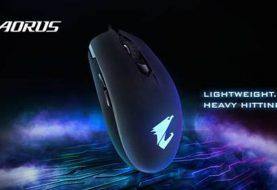 Gaming mouse AORUS M2 rilasciato da Gigabyte