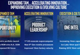Intel Ice Lake 10nm in produzione massiva nel 2019