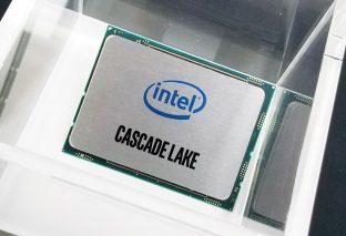 """Intel e il nuovo 56-cores """"Cascade Lake"""""""