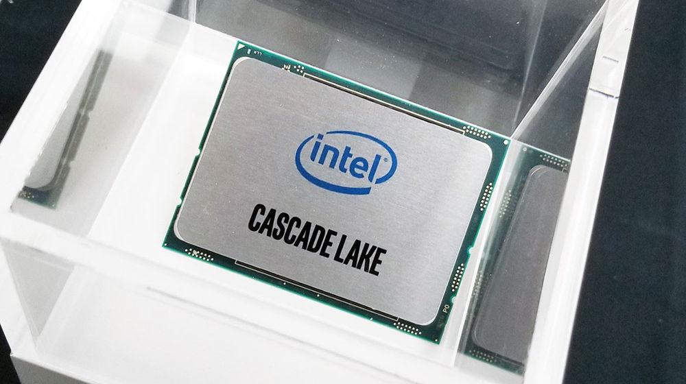 Intel rilascia nuovo 56-cores Cascade Lake
