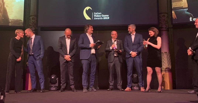 italian video game awards 2019 vincitori